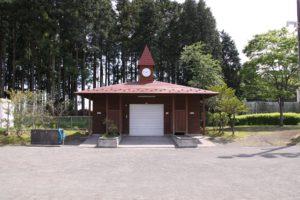 玉穂地区東広場 倉庫・トイレ